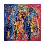 Santana: Shaman Premium Giclee Print