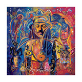 Santana: Shaman Posters
