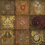 Mosaic III - Detail II Giclee Print by  Douglas