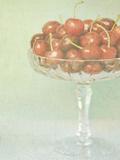 Cherries Giclee Print by Shana Rae