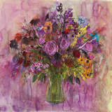 Summer Colour Giclee Print by Ann Oram