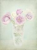 Vintage Flowers I Giclee Print by Shana Rae