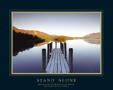 Stand Alone Giclee Print by Chris Simpson