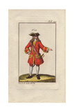 Commander of the Royal and Military Order of Saint Louis Giclee Print
