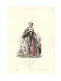 Madame Du Barry, Reign of Louis XV, 1770 Giclee Print