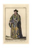King Henri VII of England, 1490 Giclee Print