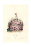 Lady of Honour to Marie Antoinette, 1777 Giclee Print
