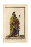 Polish King, 16th Century Giclee Print