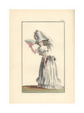 Fashions and Customs of Marie Antoinette and Her Times Giclee Print