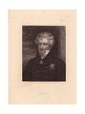 Baron Cuvier (1769-1832) Giclee Print