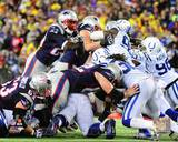 LeGarrette Blount 2013 Playoff Action Photo