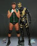 World Wrestling Entertainment Cody Rhodes & Goldust 2013 Posed Photo