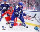 Toronto Maple Leafs Joffrey Lupul 2014 NHL Winter Classic Action Photo