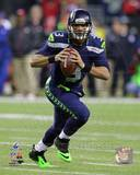 Russell Wilson 2013 NFC Championship Game Action Photo