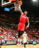 Miami Heat Chris Bosh 2013-14 Action Photo