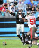 Cam Newton 2013 Action Photo