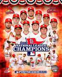 St. Louis Cardinals 2013 National League Champions Composite Photo