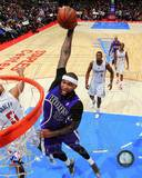 Sacramento Kings DeMarcus Cousins 2013-14 Action Photo