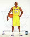 Kobe Bryant 2013-14 Posed Photo