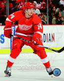 NHL Detroit Red Wings Gustav Nyquist 2011-12 Action Photo