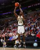 Seattle Sonics Gary Payton 2001-02 Action Photo