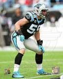 Luke Kuechly 2013 Action Photo