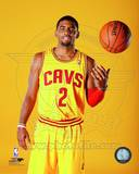 Cleveland Cavaliers Kyrie Irving 2013-14 Posed Photo