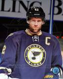 St Louis Blues David Backes 2013-14 Action Photo