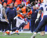 Demaryius Thomas 2013 Playoff Action Photo