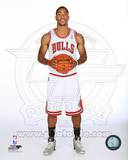 Chicago Bulls Derrick Rose 2013-14 Posed Photo
