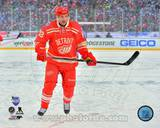 Detroit Red Wings Pavel Datsyuk 2014 NHL Winter Classic Action Photo