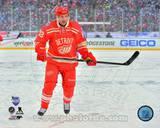Detroit Red Wings Pavel Datsyuk 2014 NHL Winter Classic Action Photo
