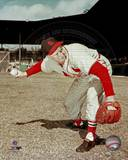 Red Schoendienst Posed Photo
