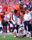 Julius Thomas 2013 AFC Championship Game Action Photo