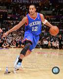 Philadelphia 76ers Evan Turner 2013-14 Action Photo