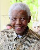 Former South African President Nelson Mandela in Cape Town, South Africa 2009 Photo