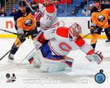 Montreal Canadiens Carey Price 2013-14 Action Photo