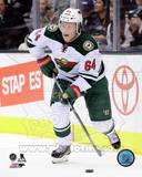 Minnesota Wild Mikael Granlund 2013-14 Action Photo