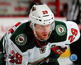 Minnesota Wild Jason Pominville 2013-14 Action Photo