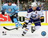 Jason Pominville 2008 Winter Classic Action Photo