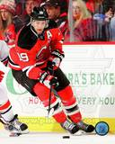 Travis Zajac 2013-14 Action Photo
