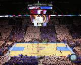 Chesapeake Energy Arena Game 2 of the 2012 NBA Finals Photo