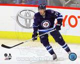 Blake Wheeler 2013-14 Action Photo