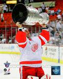 Dominik Hasek With the Stanley Cup Game 6 of the 2008 NHL Stanley Cup Finals Photo
