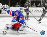Henrik Lundqvist 2013-14 Spotlight Action Photo