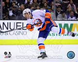 New York Islanders Travis Hamonic 2013-14 Action Photo