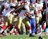 Patrick Willis 2013 Playoff Action Photo