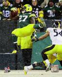Eddie Lacy 2013 Action Photo