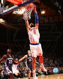 New York Knicks Tyson Chandler 2013-14 Action Photo