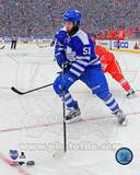 Toronto Maple Leafs Jake Gardiner 2014 NHL Winter Classic Action Photo